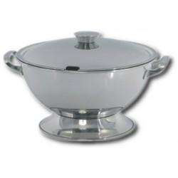 Poklice k polévkové míse