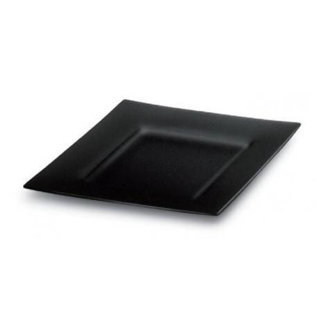 Talíř mělký plexisklo 30x30 cm