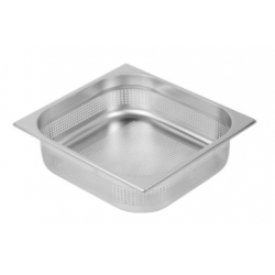 Gastronádoba standard, perforovaná, děrovaná GN 2/3 5,5 L, 9,0 L