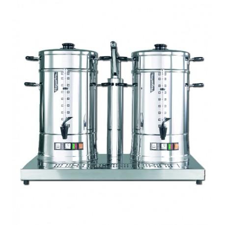 Automat na kávu Hogastra Duo-Tec s čerpací stanicí 2x12,5 L, 2x16,5 L, 2x20 L