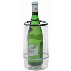 Chladič dvouplášťový - plast