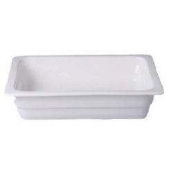 Gastronádoba porcelánová GN 1/2 2,2 cm, 6,5cm, 325x265mm