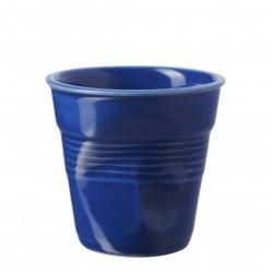 Pohárek Froisses indigo modrý  80 ml
