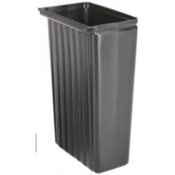 Závěsná nádoba na odpadky k vozíku