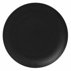Talíř mělký 31cm - černá, červená, hnědá, tmavě červená, šedá, bílá