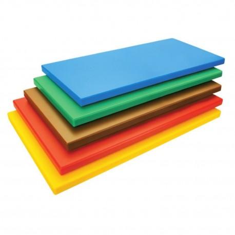 Desky barevné  600x400x20 mm