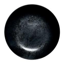 Talíř Karbon hluboký 28 cm